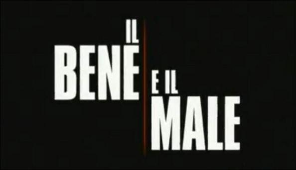"""""""Il Bene e il Male"""" diretta da Giorgio Serafini, anno 2009."""