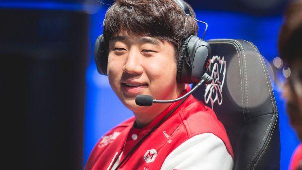 """Lee """"Duke"""" Ho-seong"""