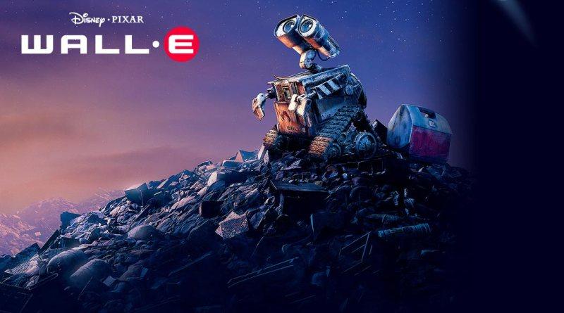 Wall-e, un cartone animato più che mai attuale