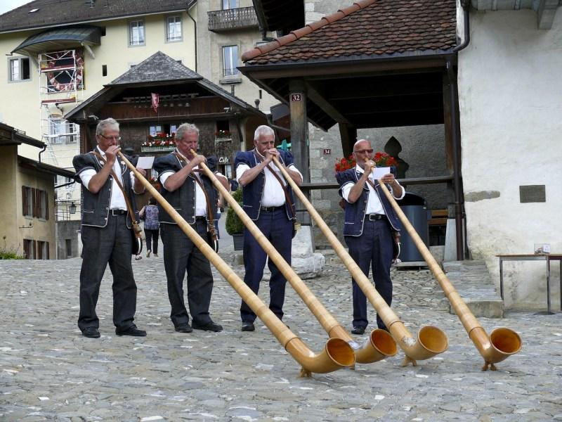 Cosa vedere in Svizzera