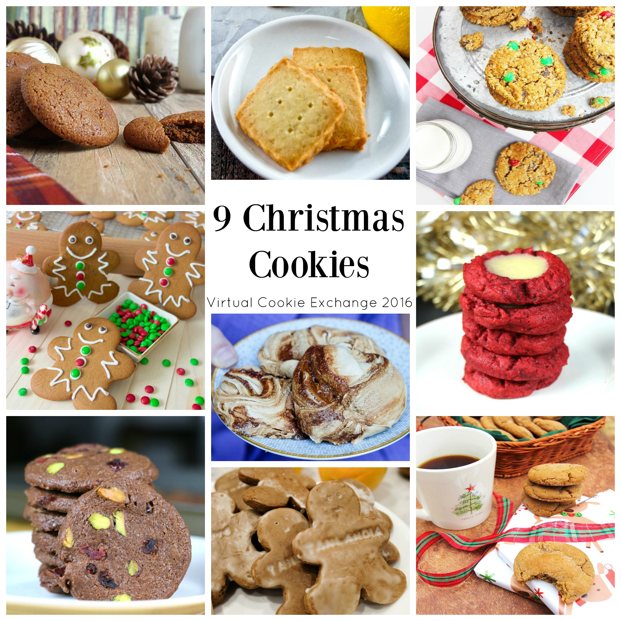 9 Christmas Cookie Recipes Perfect For Your Holiday Party The Girl