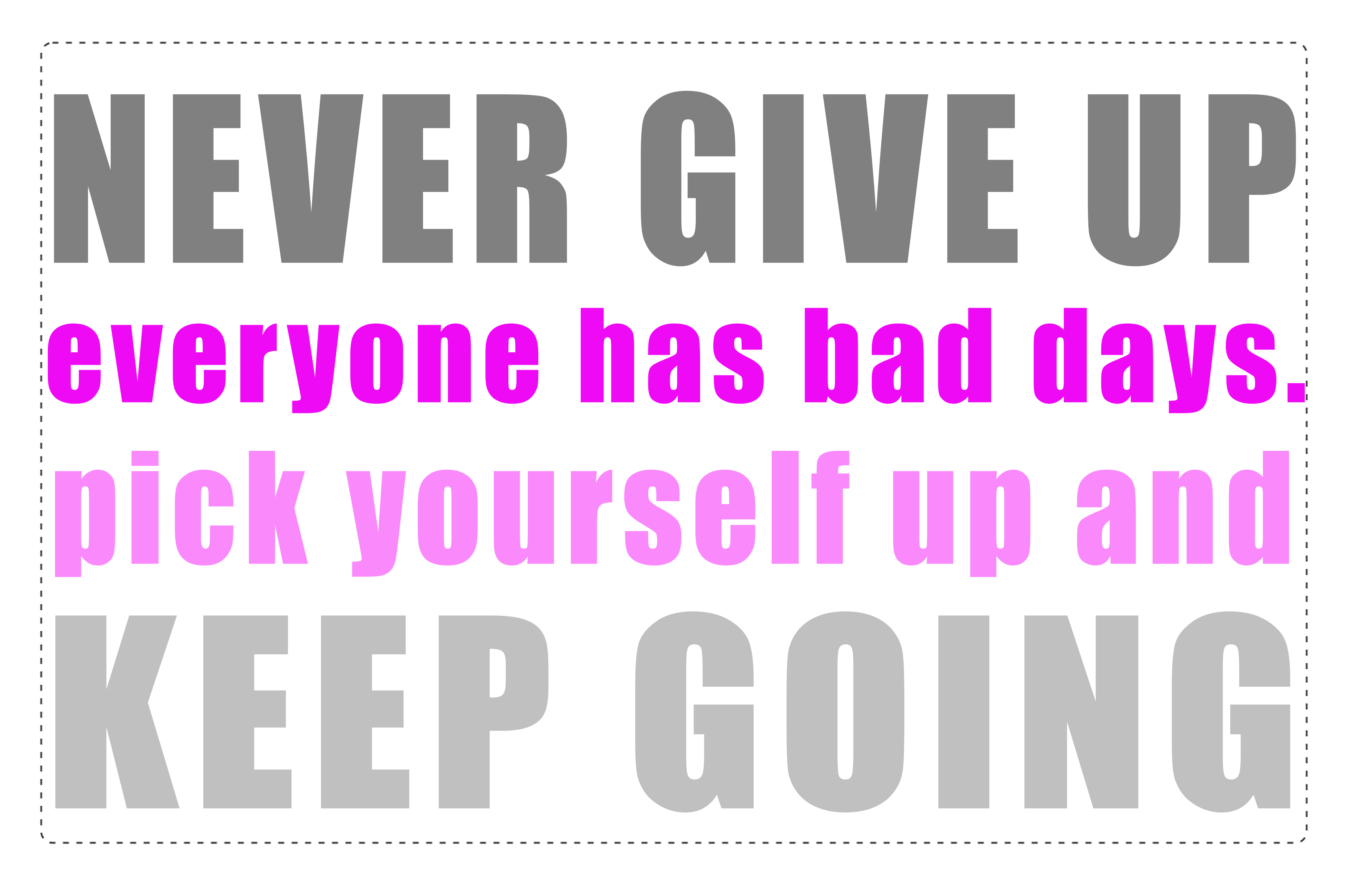 31 Days Weight Loss Motivation Printables Day 7