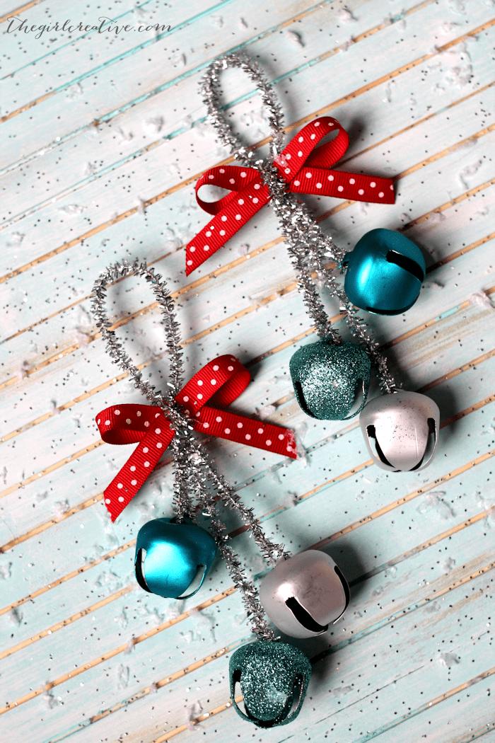 Jingle Bells Christmas Ornaments-content1