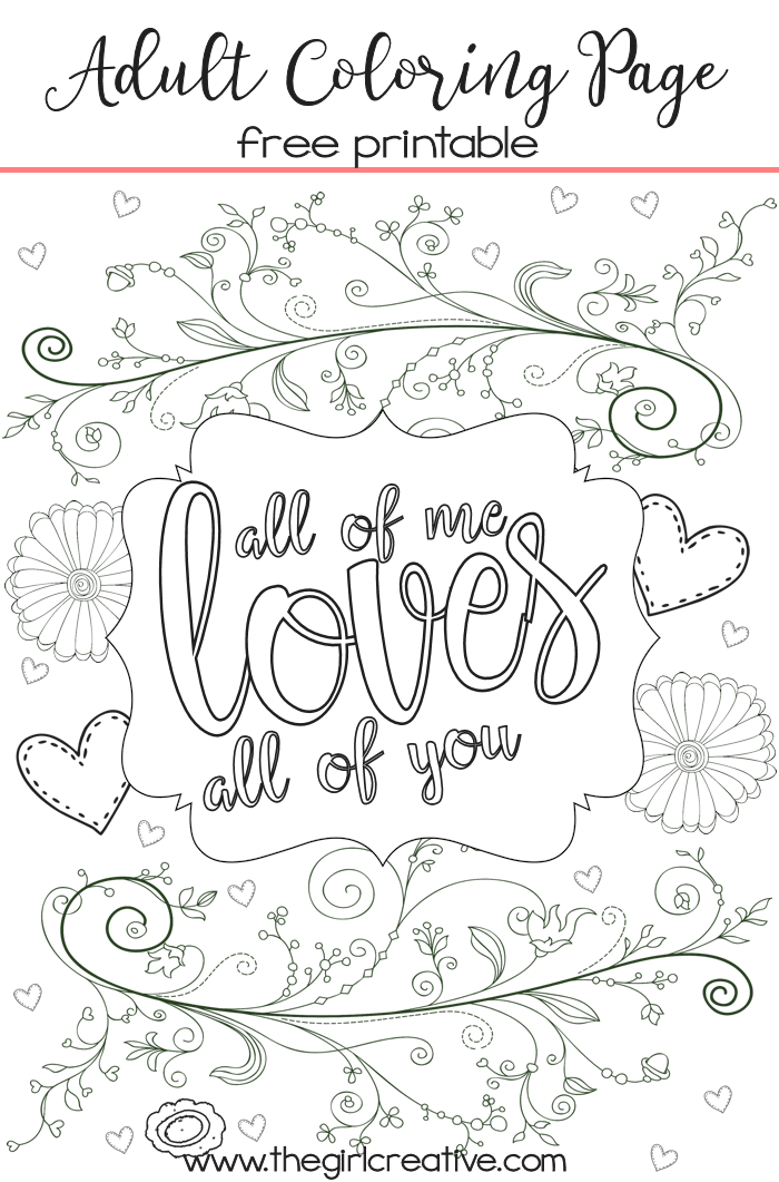 Adult Coloring Page Tips On How To Make Your Own The