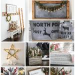 Farmhouse Christmas Decorating Ideas And Tutorials The