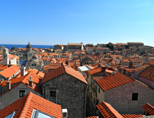 A Weekend in Dubrovnik