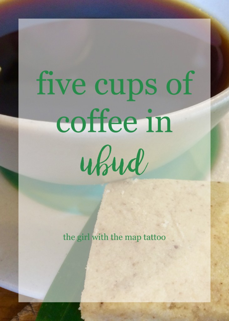 Coffee in Ubud, Bali is almost always locally picked and roasted. Learn about the many healthy cafes in Ubud where you can pick up delicious local caffeine.