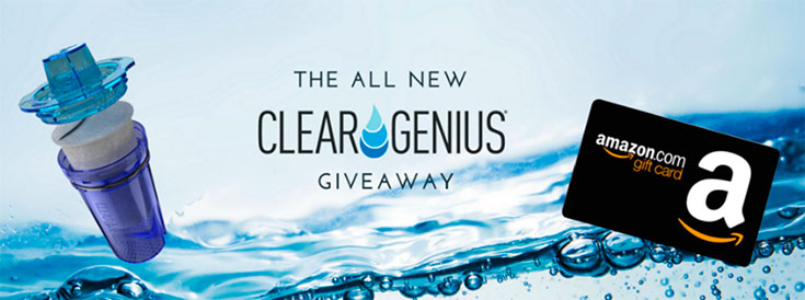 Clear Genius Giveaway