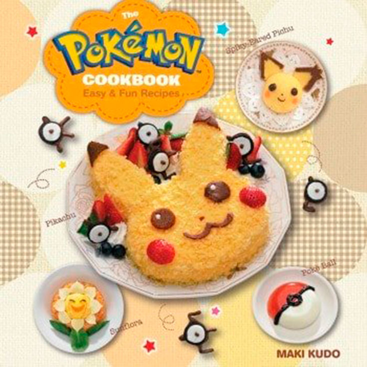 The Pokemon Cookbook Giveaway