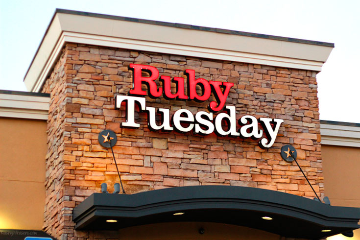$50 Ruby Tuesday Gift Gard Giveaway