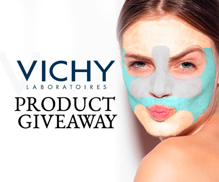 Vichy Skincare Collection Instagram Giveaway