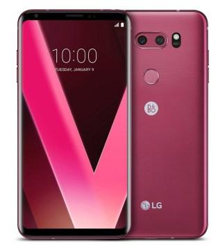 Raspberry LG V30 Giveaway