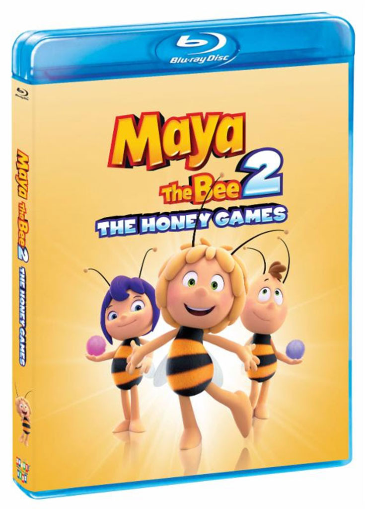 Maya The Bee 2 Blu-ray Giveaway