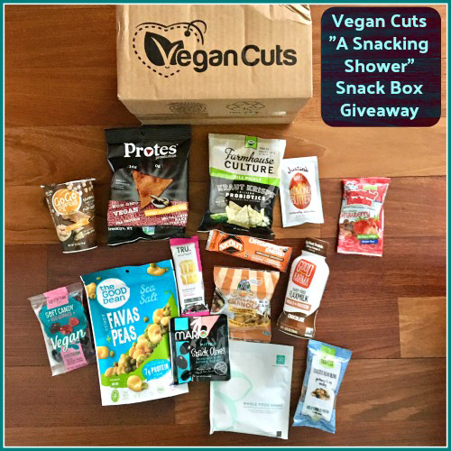 Vegan Cuts Snack Box Giveaway