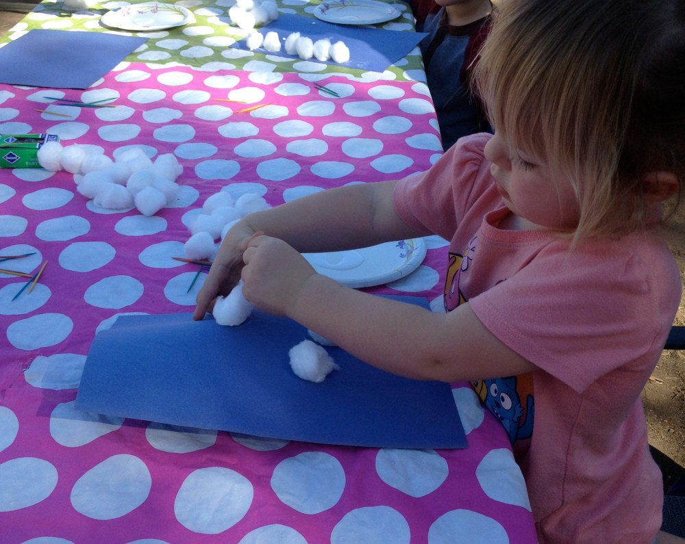 Airplane Dramatic Play Party