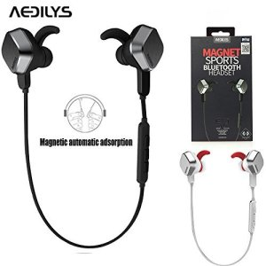 Bluetooth-Headphones-AEDILYS-Riginal-Unique-Magnet-Headset-Wireless-Sports-Bluetooth-41-Earphone-Universal-Stereo-Headphone-with-Mic-Universal-Volume-Control-Supports-Remote-Photograph-0