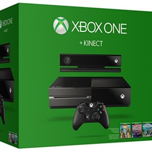 Xbox-One-500GB-Console-with-Kinect-3-Game-Bundle-Dance-Central-Spotlight-Kinect-Sports-Rivals-Zoo-Tycoon-0