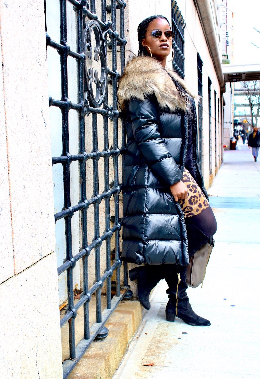 Slay All Day In A Down Coat Because Being Cold Ain T Cute