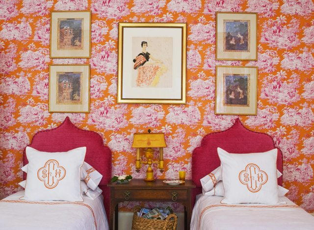 Rooms: My Pagoda Inspired Guest Room