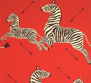 A Roundup of Scalamandre Zebras!