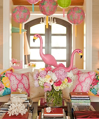 Let's Flamingle with Dana Small!