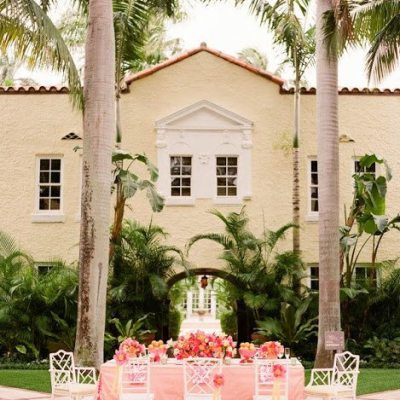 A Lilly Pulitzer Inspired Wedding!