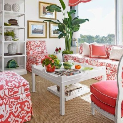 T. Keller Donovan Decorates a Palm Beach Apartment to Perfection