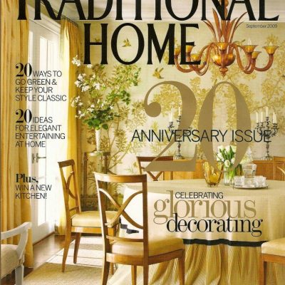 Another Jan Showers Home, Featured in Traditional Home, hits the MLS!
