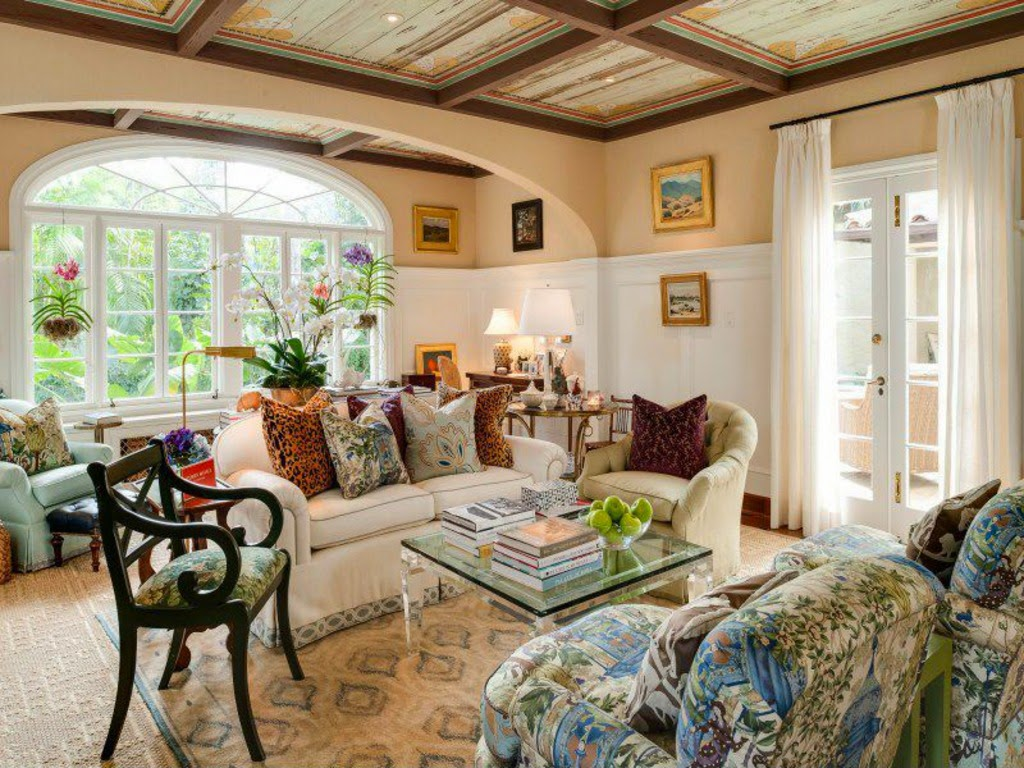 The 2014 Palm Beach Red Cross Designers Show House is for Sale