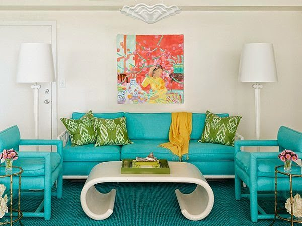 ... With Ideas Sure To Add Some Sunshine To Your Home. Most Of These Images  Come From Meg Braffu0027s Iconic West Palm Beach Pied à Terreu2026 Letu0027s Check It  Out!