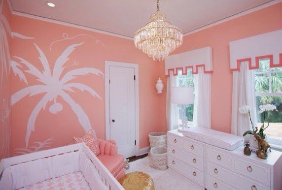 Great The wall murals were painted by local West Palm Beach artist EEK Contact Luxe Report Designs for additional information