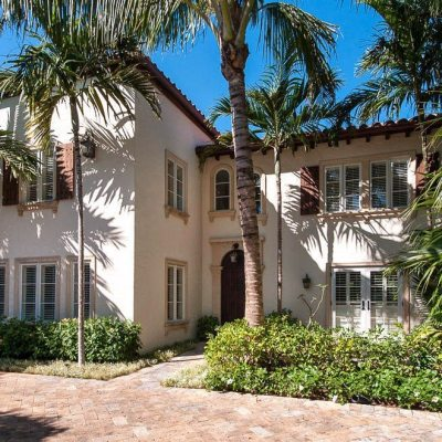 A T. Keller Donovan Decorated Home Hits the Market in Palm Beach!