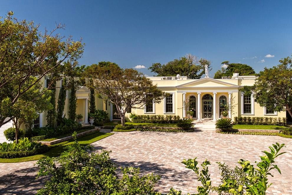 Popular  Clarence Mack Palm Beach Regency you are in luck because his former home located at Regent Park on the lakefront with stunning Intracoastal views