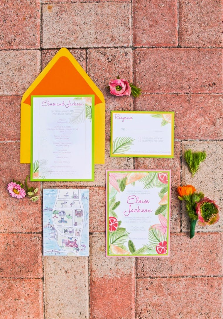 cf23b09122e8c0 Lilly Pulitzer Wedding Ideas - The Glam Pad