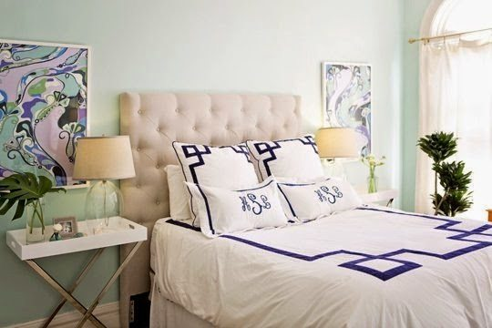 Simple I selected the duvet and European shams in navy and I think they will be perfect