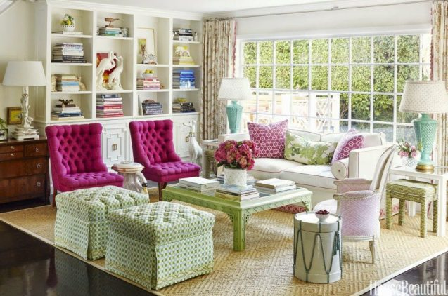 Krista Ewart S Whimsical And Colorful Los Angeles Home