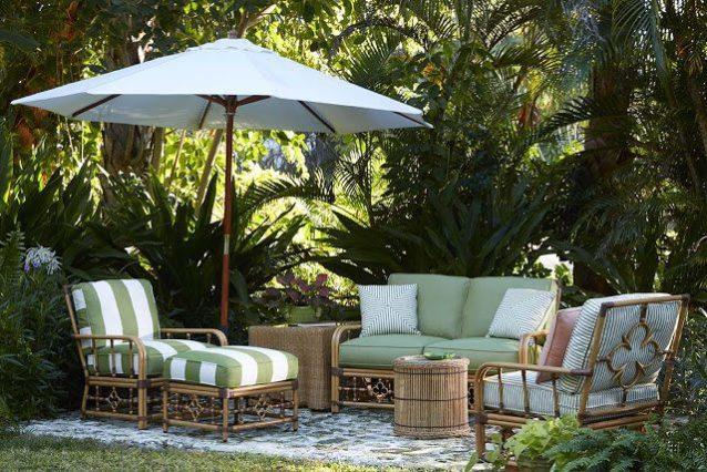 Celerie Kemble For Lane Venture - Classic patio furniture