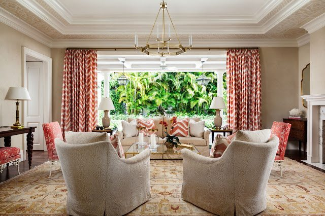 Perfect Today I am sharing one of my favorite projects from their portfolio u This home is located on the North End of Palm Beach and it is absolutely gorgeous
