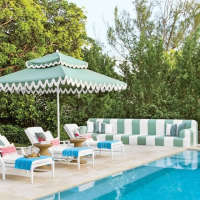 Amanda Lindroth's Tips for Island Decorating