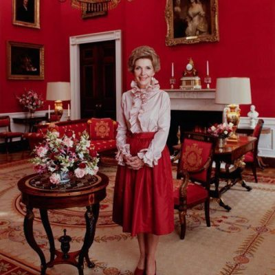 Nancy Reagan's White House