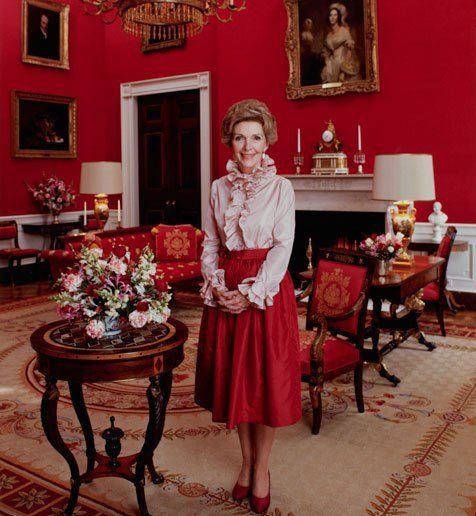 Nancy Reagan S White House