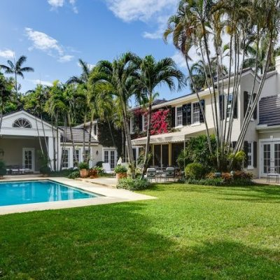 A Classic Palm Beach Home for Sale