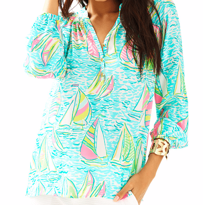 It's National Wear Your Lilly Day!