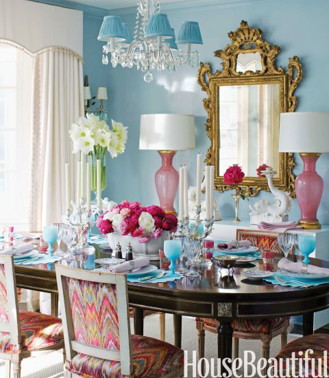 The Dining Room Is On My List Of All Time Favoritesu2026 Isnu0027t It A Dream?  Letu0027s Take A Look At The Listing And Compare Them To The House Beautiful  Featureu2026