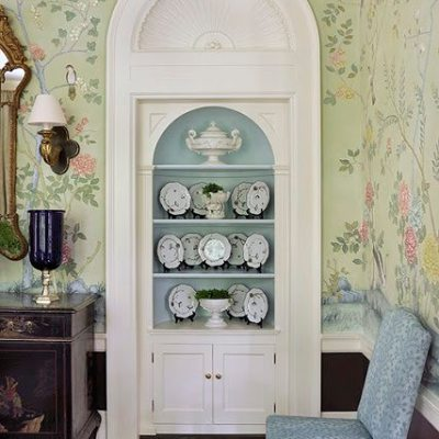 Elegant Kentucky Charm by Matthew Carter Interiors