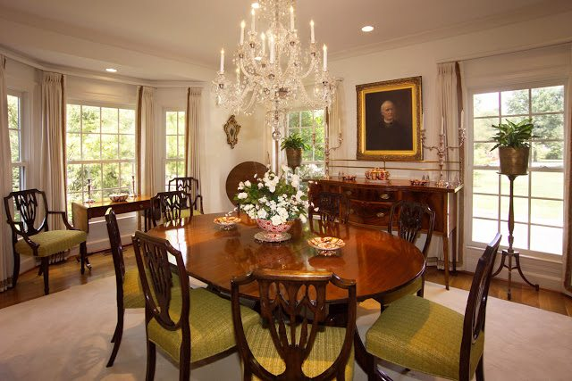 Trend The Lee W Robinson Company has been featured in The Wall Street Journal Traditional Home Town u Country House Beautiful Southern Living