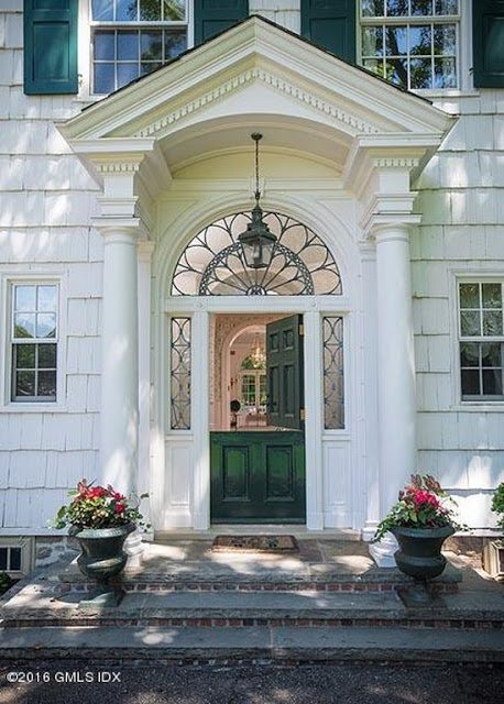 A Pretty And Preppy Home In Greenwich Connecticut The