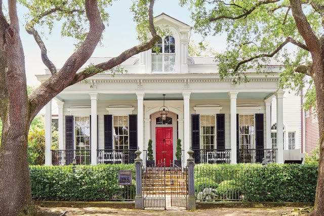 Historic Charm In New Orleans The Glam Pad