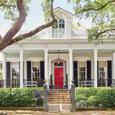 Historic Charm in New Orleans
