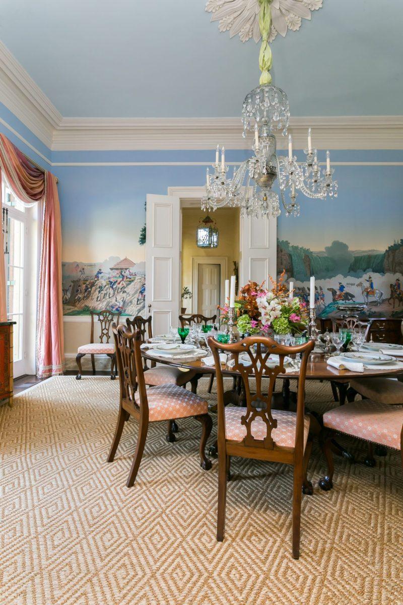 Patricia Altschul\'s Home in Charleston Home + Design